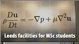 A short video describing what facilities are available to an MSc student at the School of Mathematics.