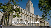This video explains why you will benefit from coming to study at Leeds.