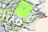 University of Leeds campus map
