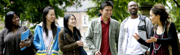 International students - University of Leeds